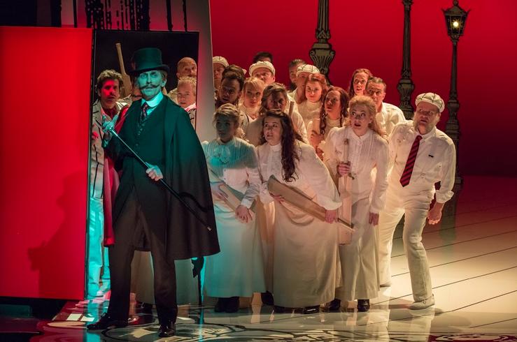 Project G&S, Opera Queensland, Ruddigore