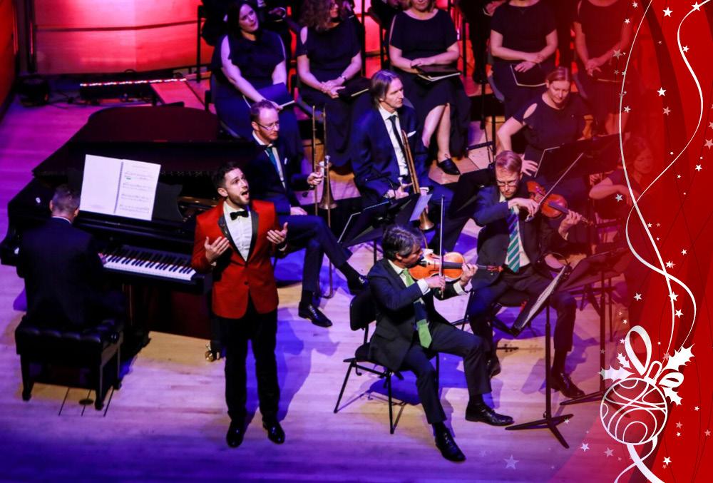 Australian Brandenburg Orchestra, Christmas