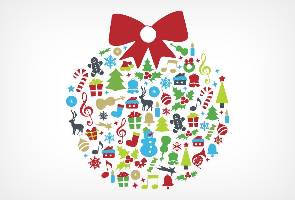 Classical Music, Christmas, top ten