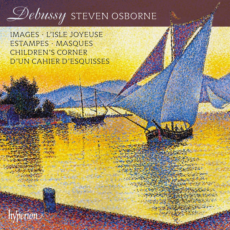 Steven Osborne, Debussy, Hyperion