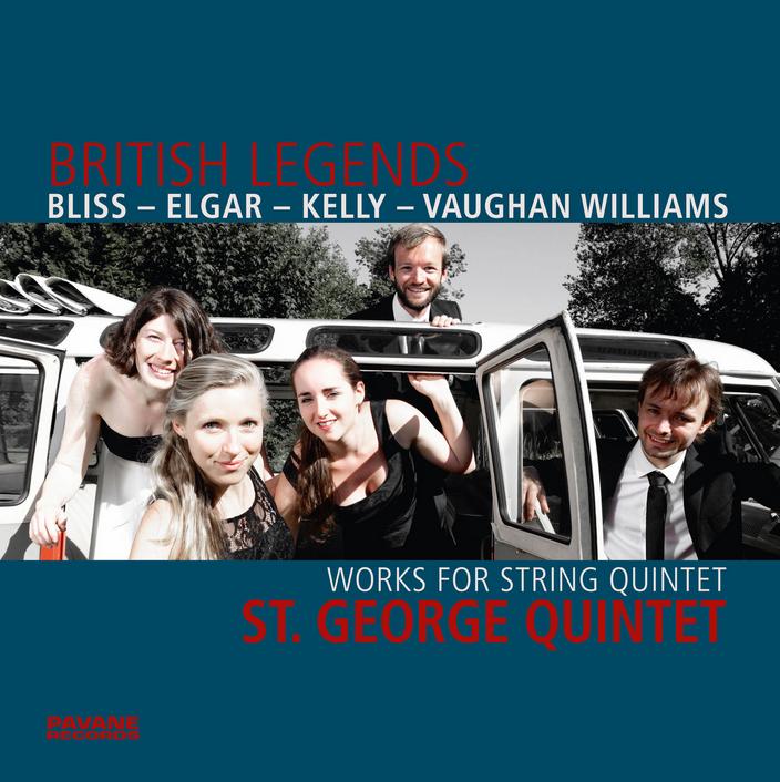 British Legends, St George Quintet