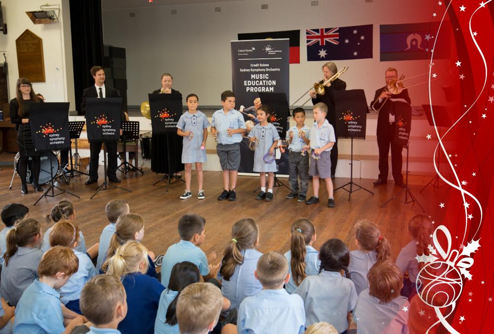 Sydney Symphony, Music Education, Christmas