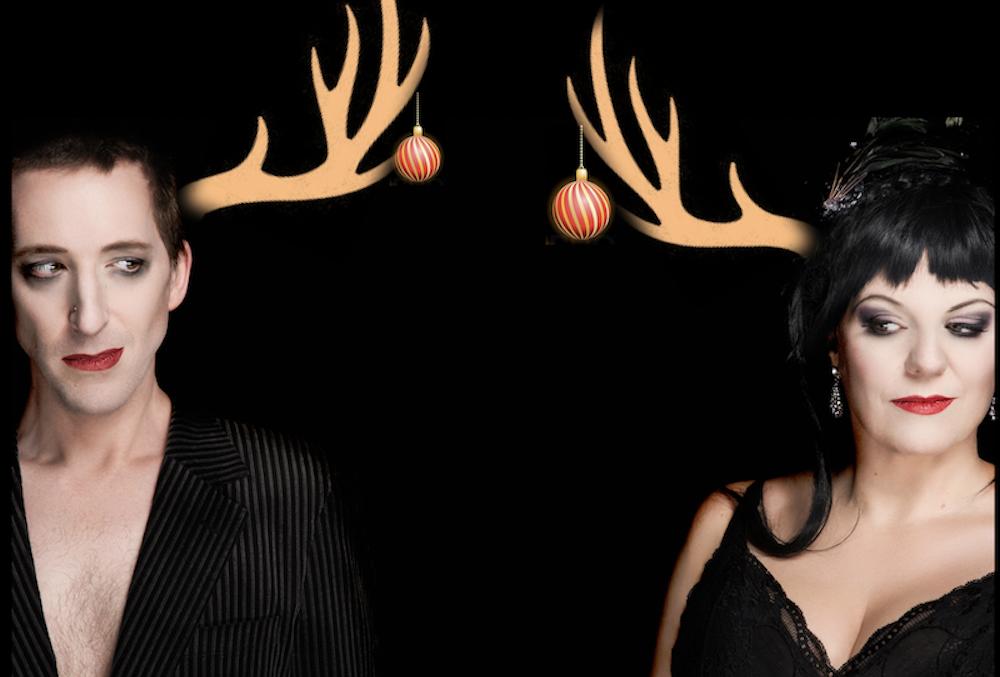 Jacqui Dark and Kanen Breen, Christmas
