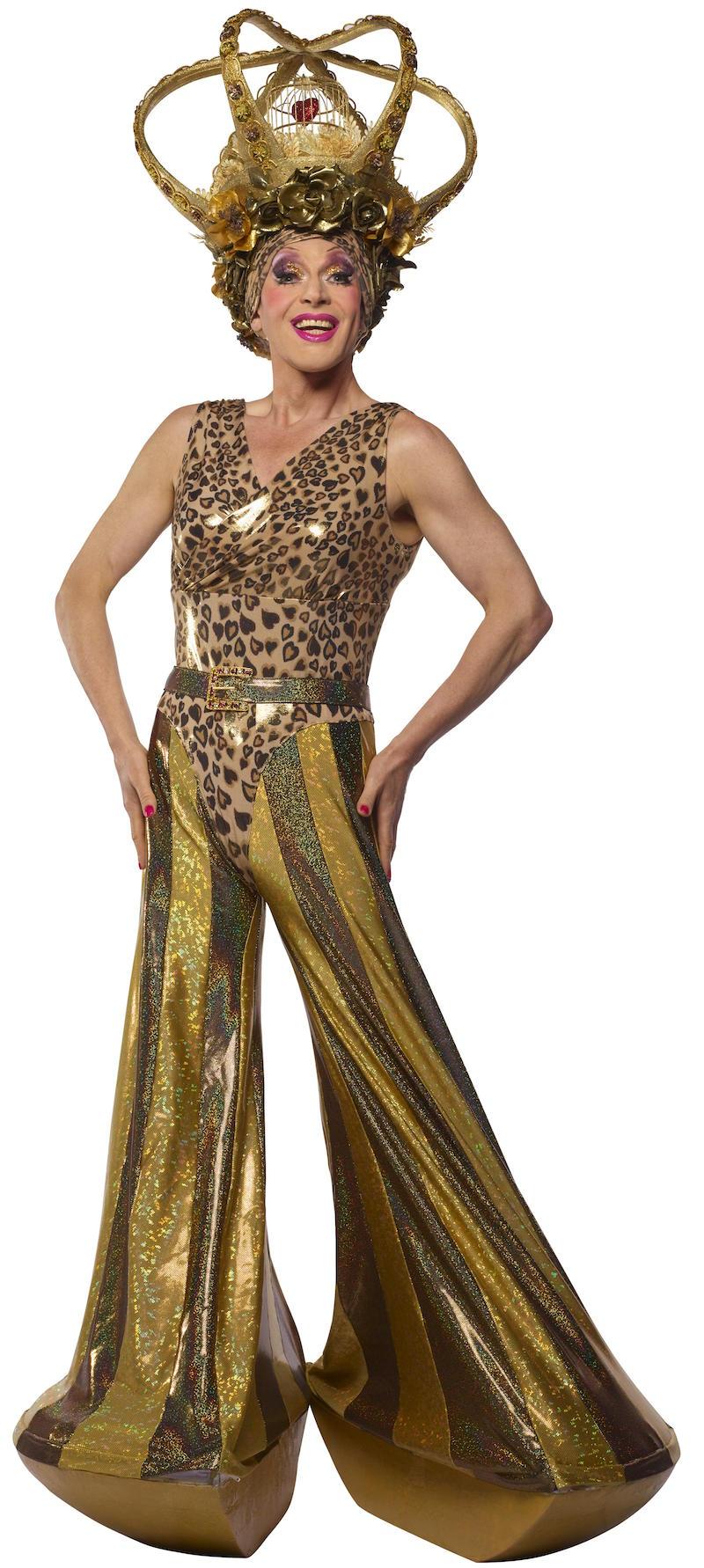 Priscilla, Queen of the Desert, Tony Sheldon