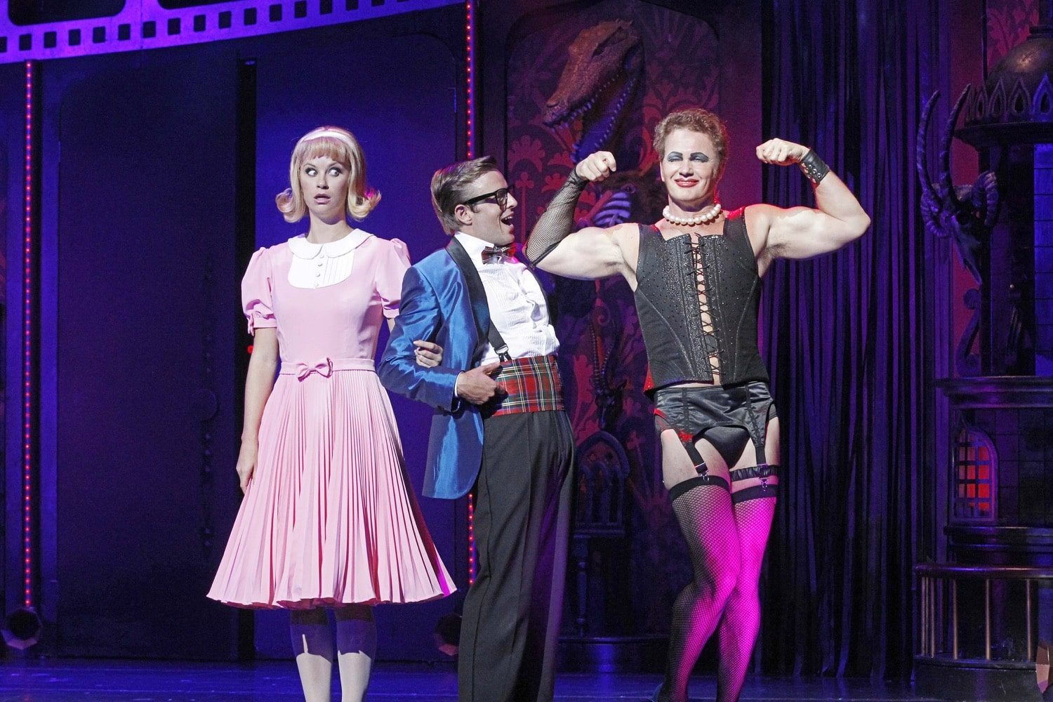 Craig McLachlan, Rocky Horror Picture Show, Sexual Harassment