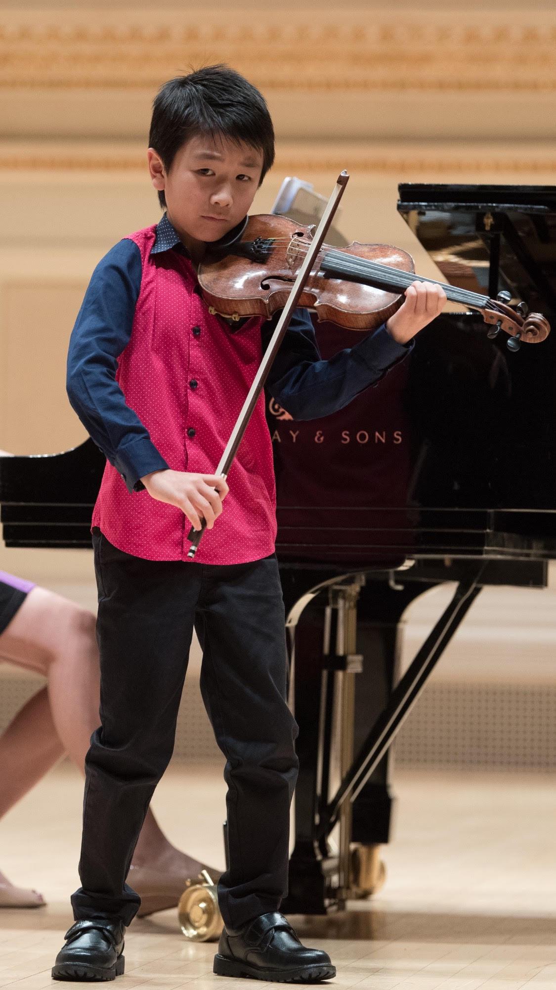 Christian Li, Bach Marathon, 3MBS