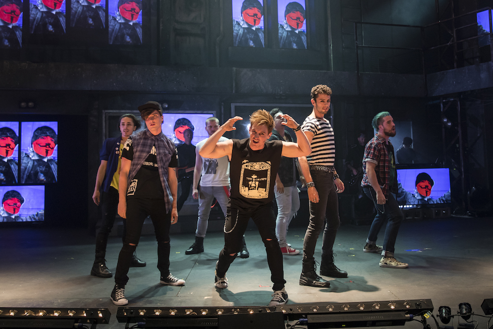 American Idiot, Green Day, Musical