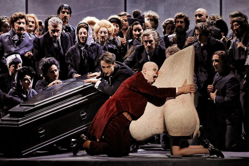 The Nose, Opera Australia
