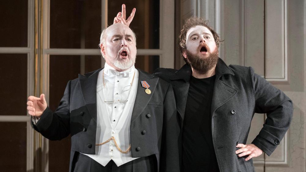Hamlet, Opera, Brett Dean, Adelaide Festival, Allan Clayton