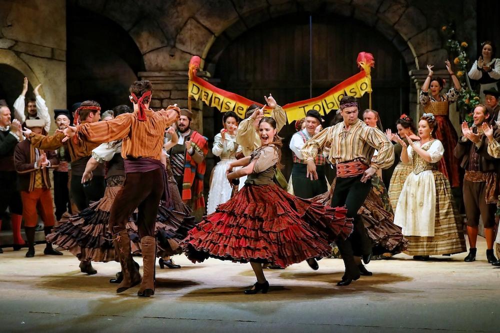 Don Quichotte, Opera Australia