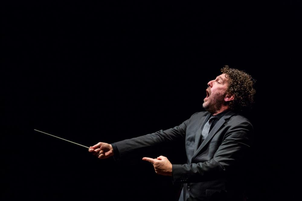 Asher Fisch, Alpensinfonie, WASO