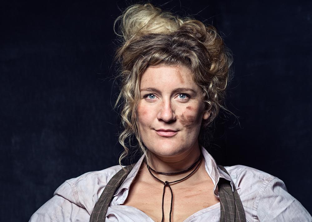 Virigina Gay, Calamity Jane