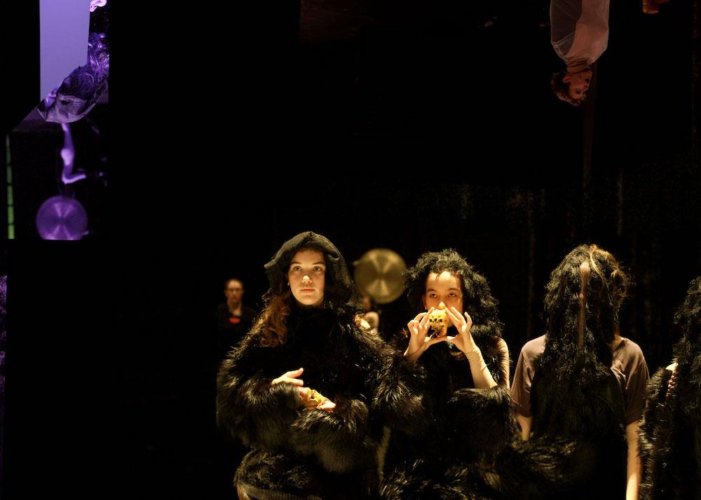 Howling Girls, Sydney Chamber Opera