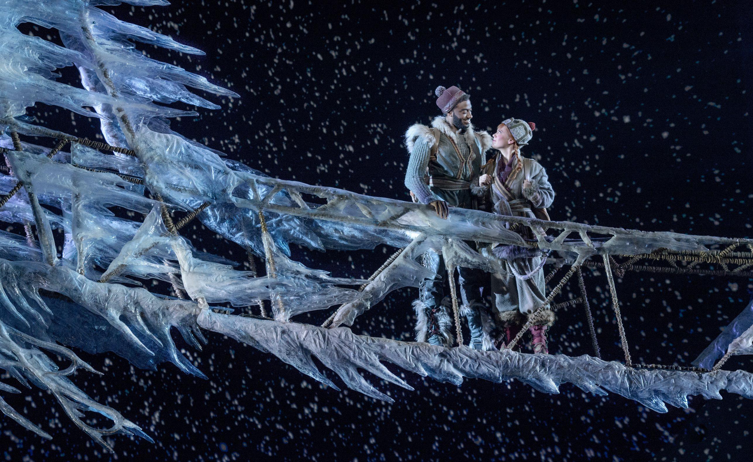 Frozen, Musical, Broadway