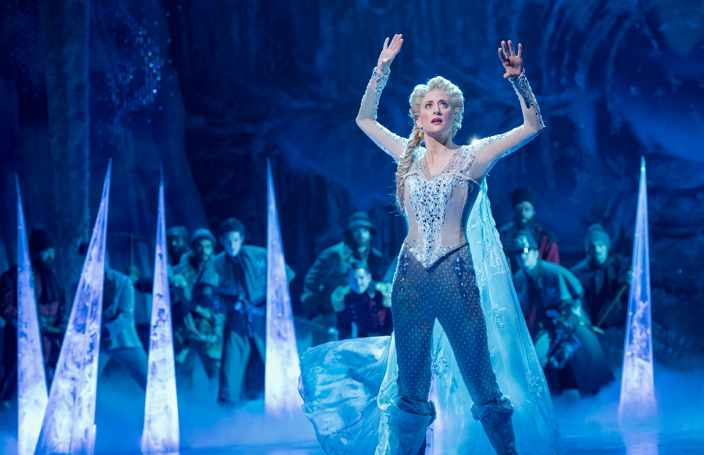 Frozen, Broadway, Musical