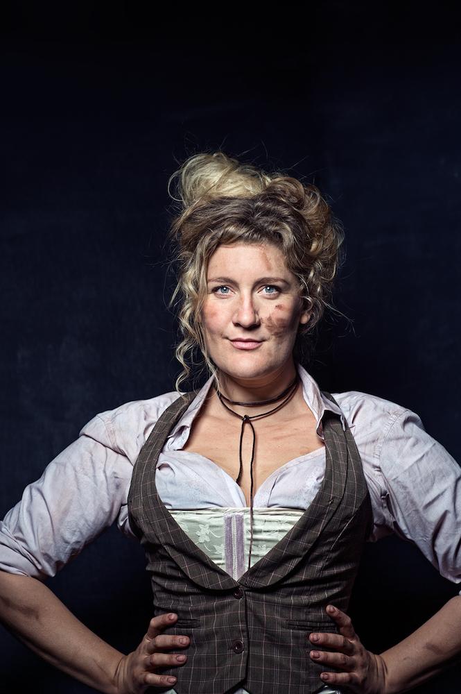 Virginia Gay, Calamity Jane