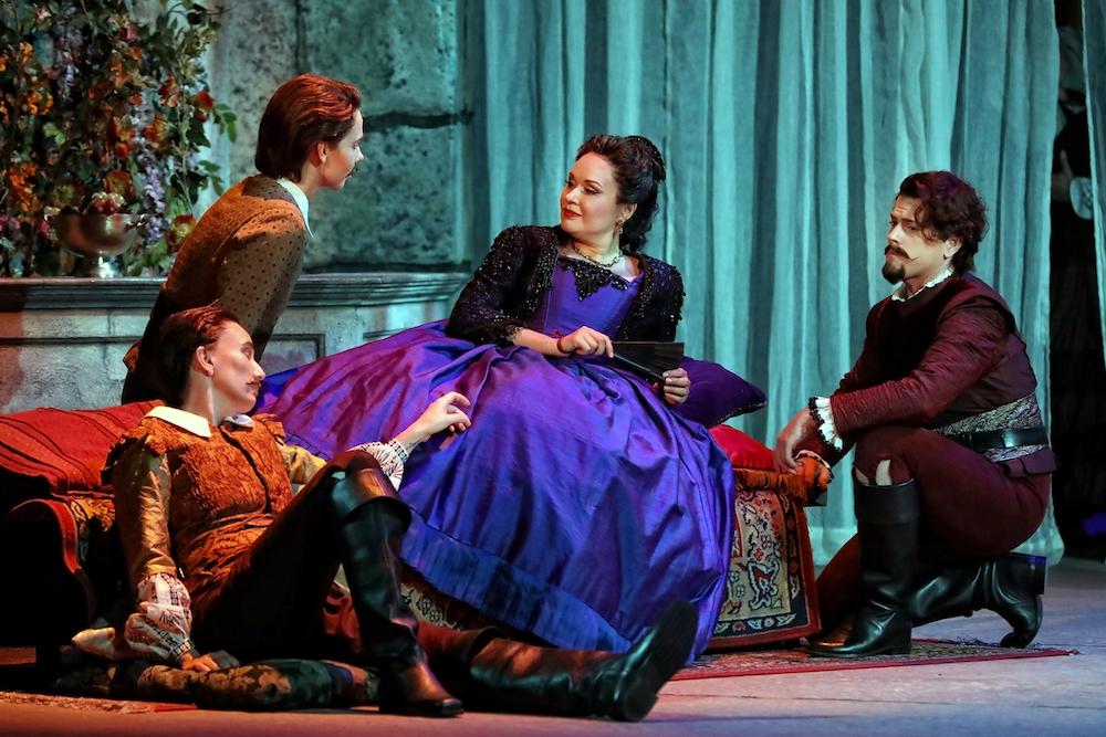 Don Quichotte, Ferruccio Furlanetto, Opera Australia, Elena Maximova