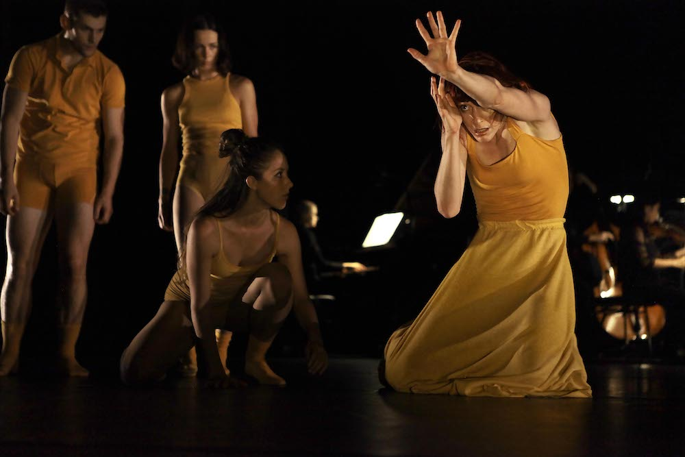 Converge, Expressions Dance Company