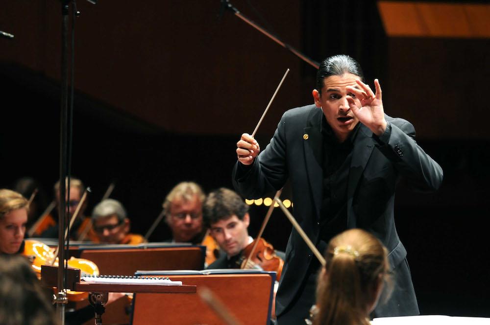 José Luis Gomez, ANAM, Bernstein Celebration