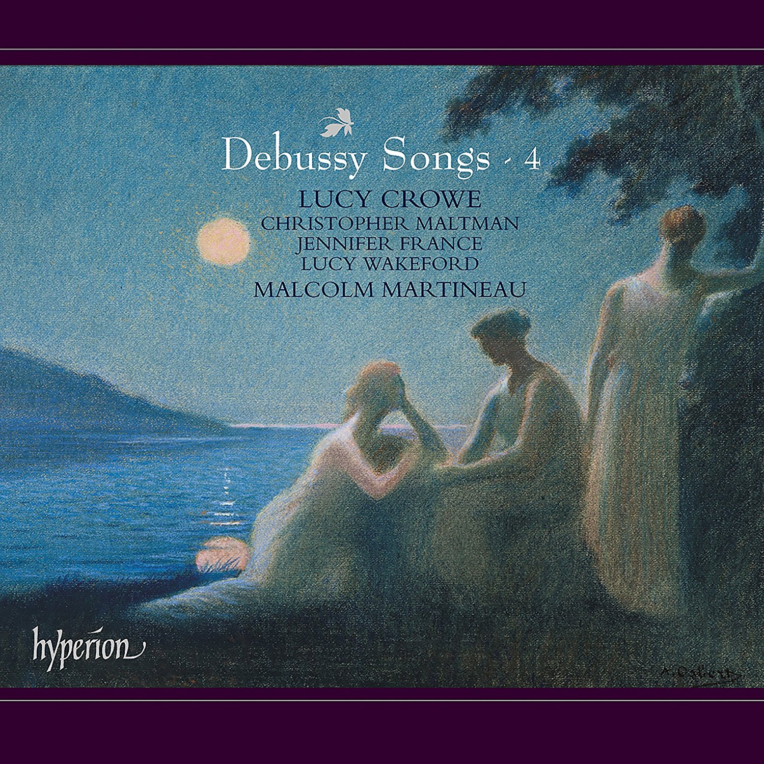 Debussy Songs, Hyperion