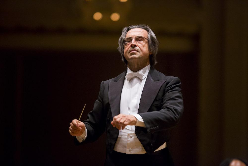 Riccardo Muti, AWO, Australian World Orchestra