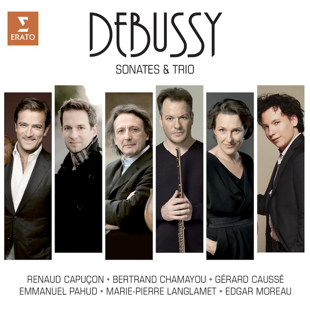 Debussy, Bertrand Chamayou