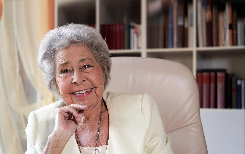 Christa Ludwig, 90, Birthday