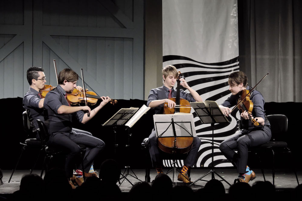 Orava Quartet, CIMF, Canberra International Music Festival