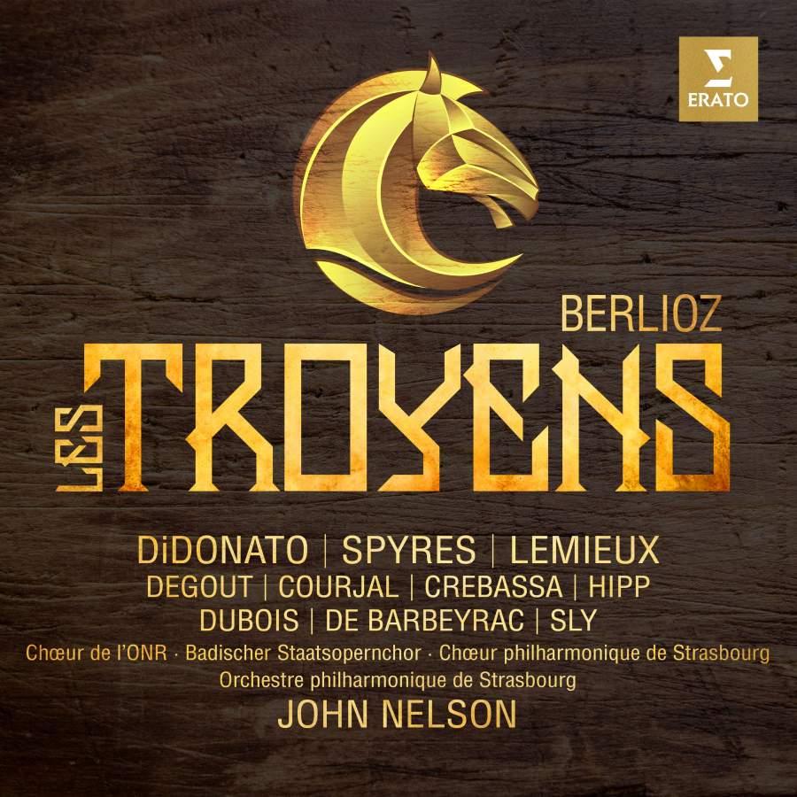 Les Troyens, Berlioz, John Nelson, Joyce DiDonato