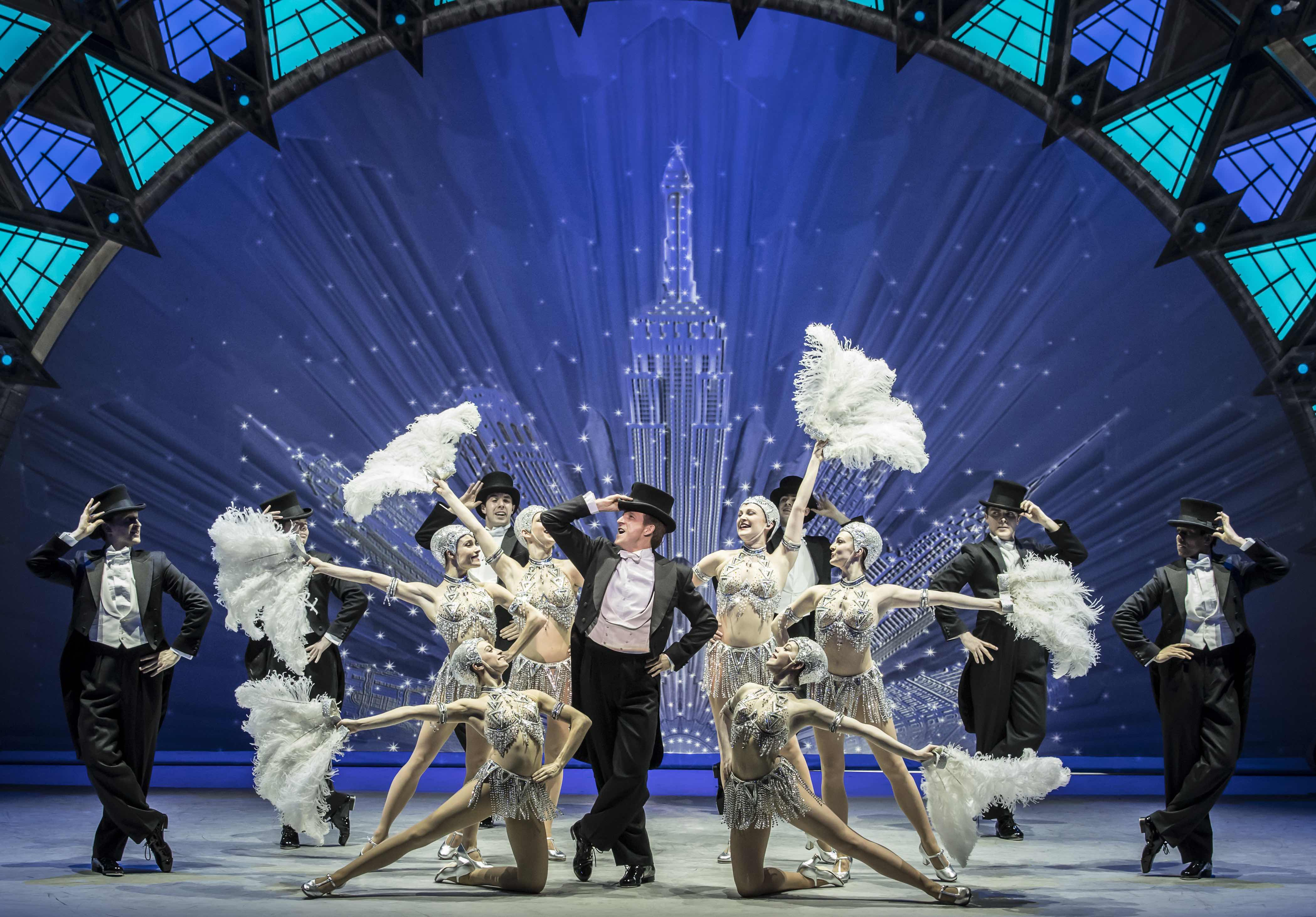 ff2cf7ec25 An American in Paris: Leanne Cope's extraordinary journey from corps ...