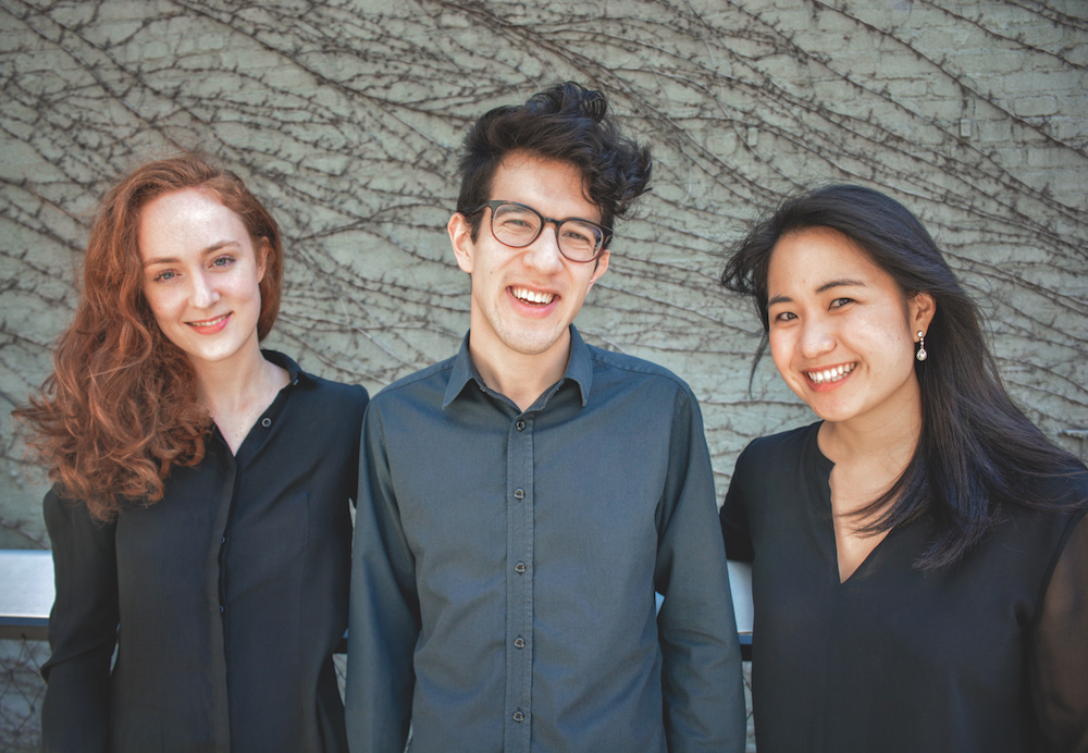 Merz Trio, Melbourne International Chamber Music Competition