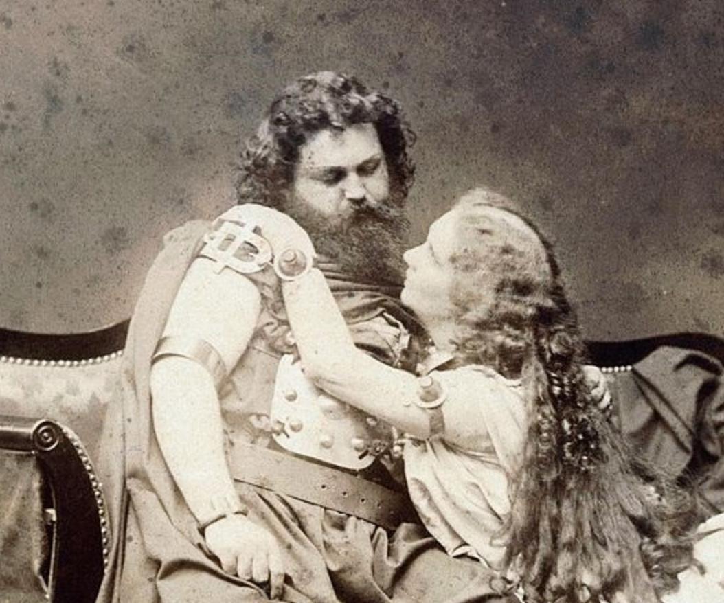 Schnorr, Tristan und Isolde