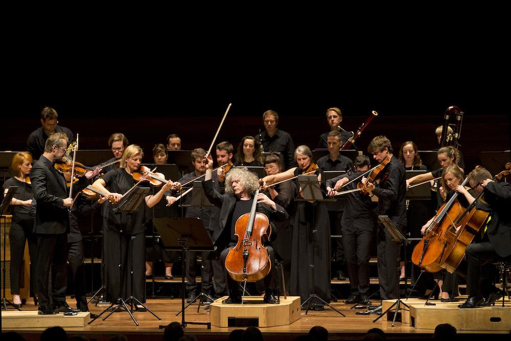 Steven Isserlis, ACO, Australian Chamber Orchestra