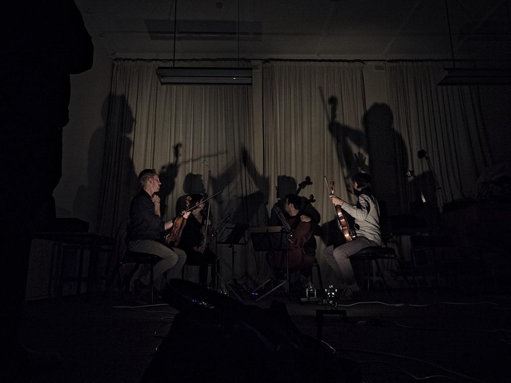 Australian String Quartet, Beethoven