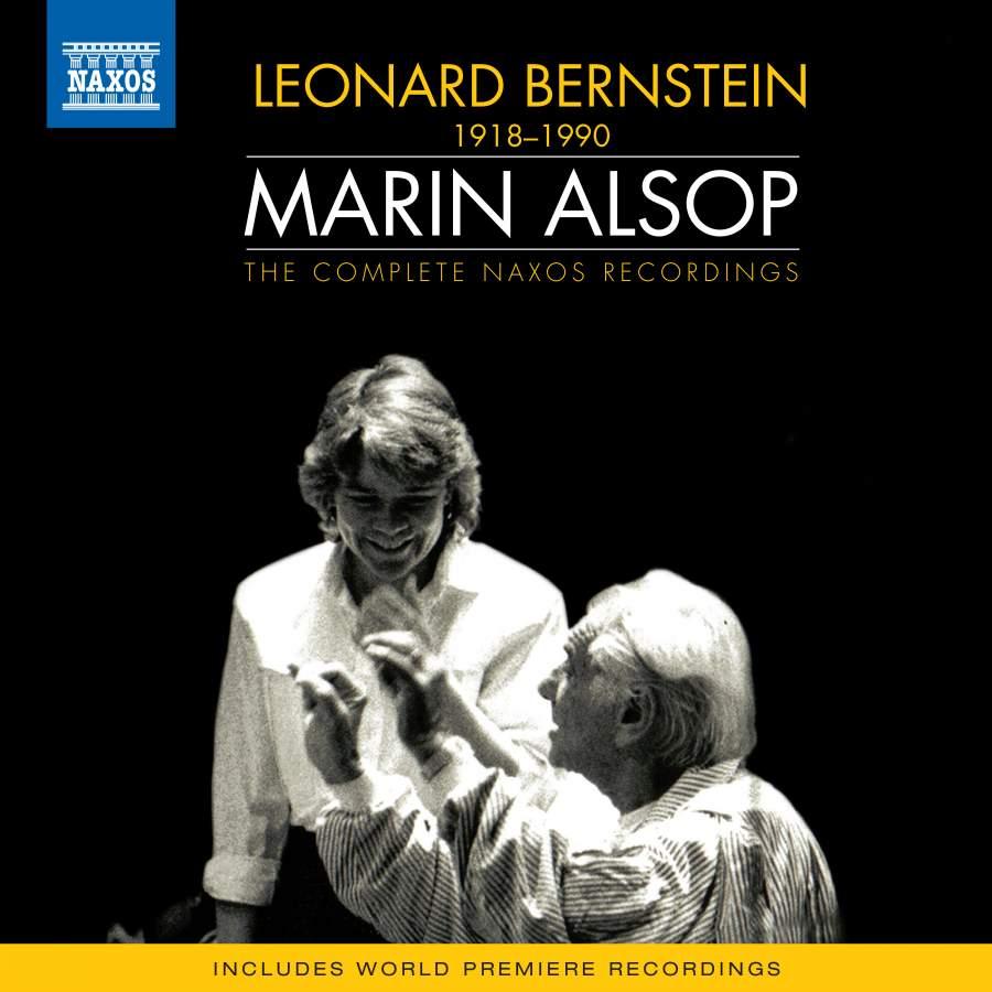 Marin Alsop, Leonard Bernstein
