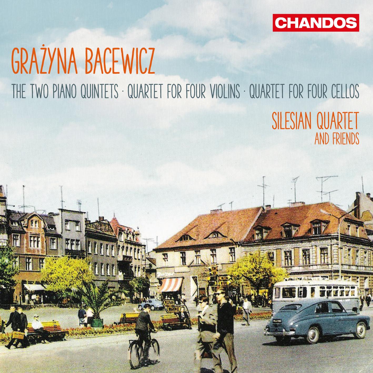 Silesian Quartet, Grażyna Bacewicz