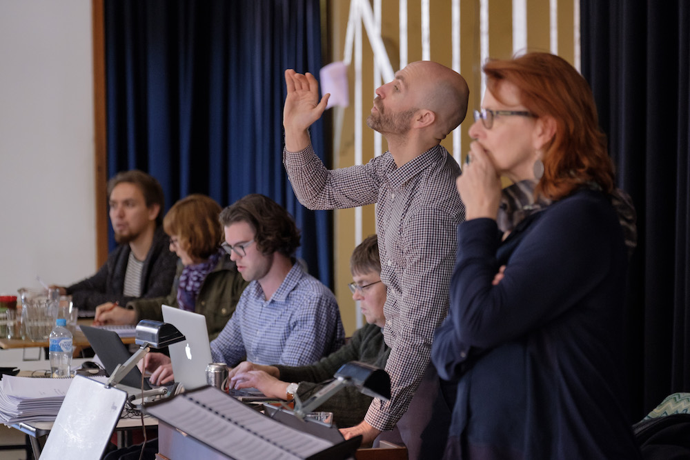 Pinchgut Opera, Handel, Athalia
