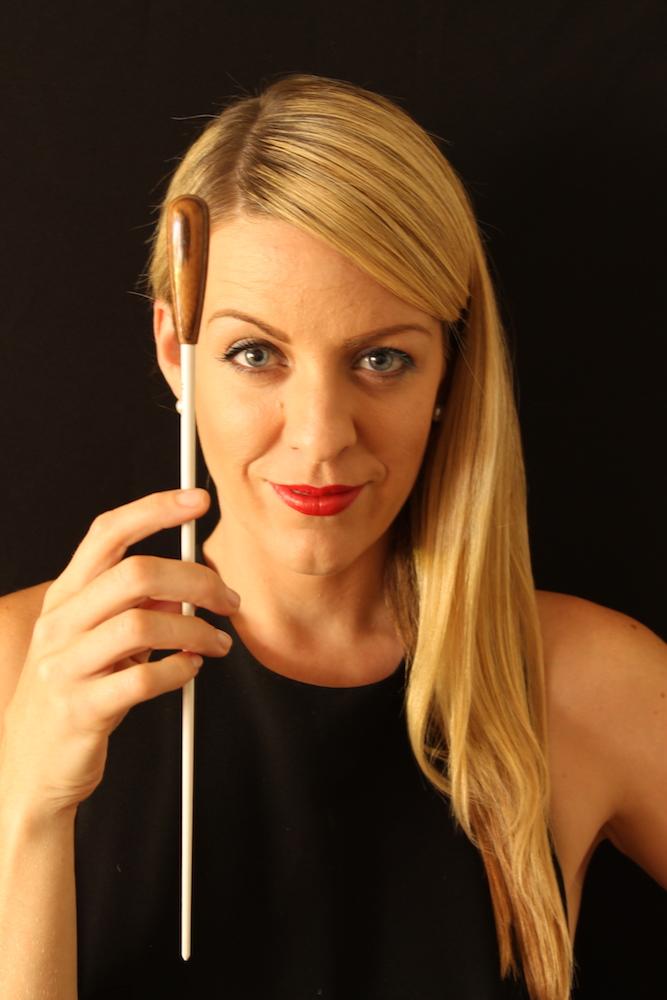 Jessica Gethin, Perth Symphony Orchestra, PSO