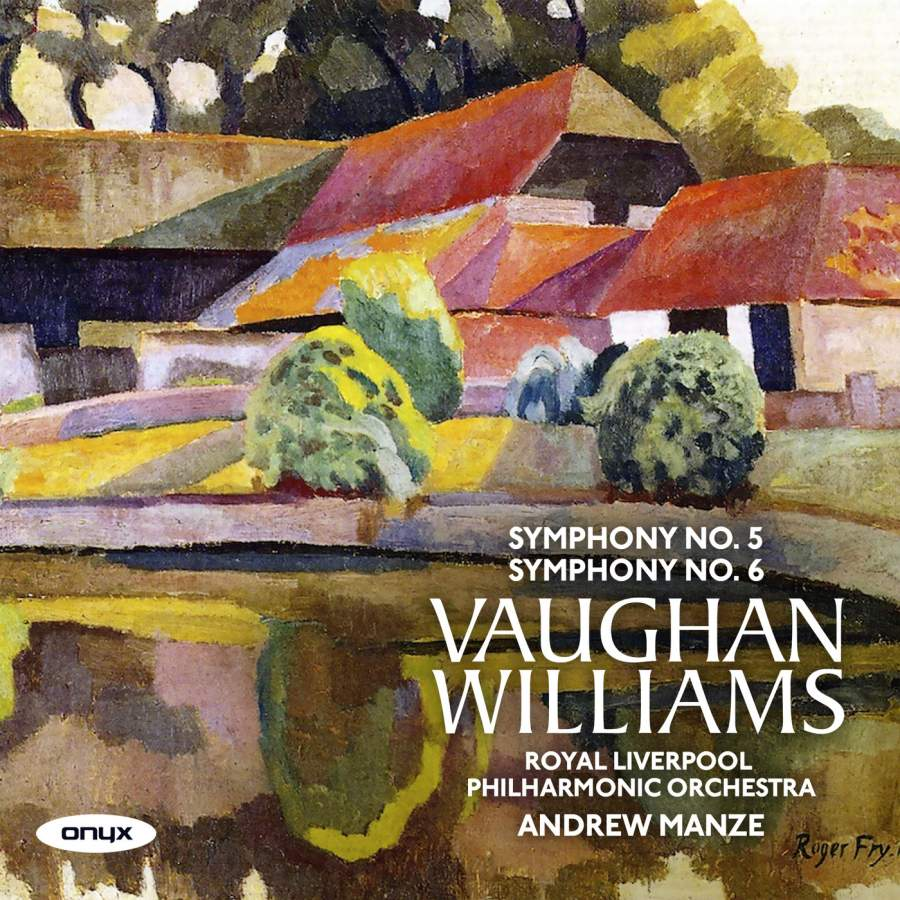 Vaughan Williams, Andrew Manze