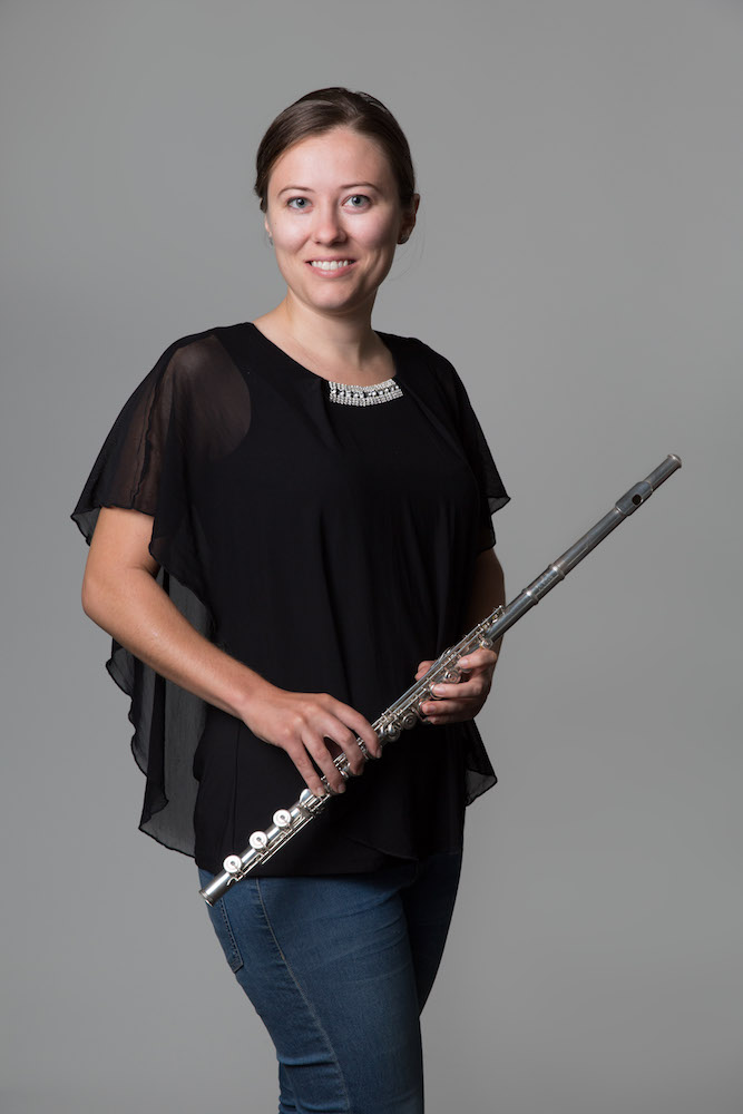 Jennifer Timmins, Flute, Rising Star