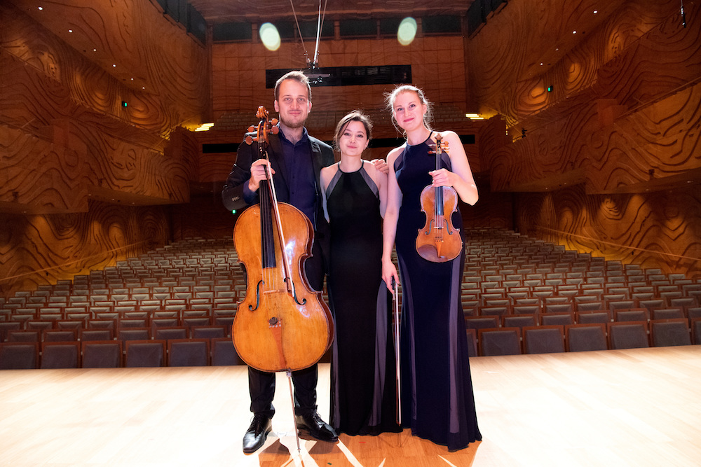 Melbourne International Chamber Music Competition, MICMC, Trio Marvin
