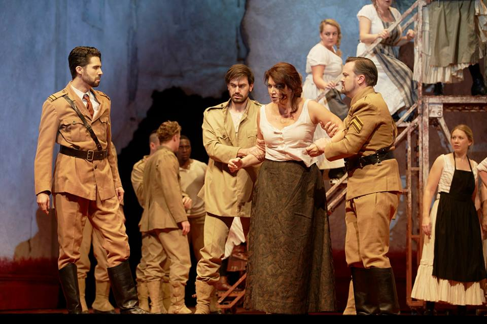 Carmen, West Australian Opera, review