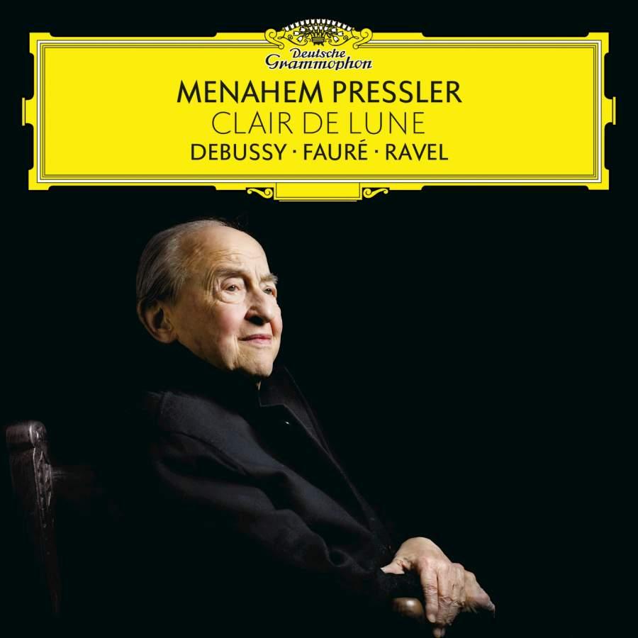 Debussy: Clair de lune et al (Menahem Pressler)