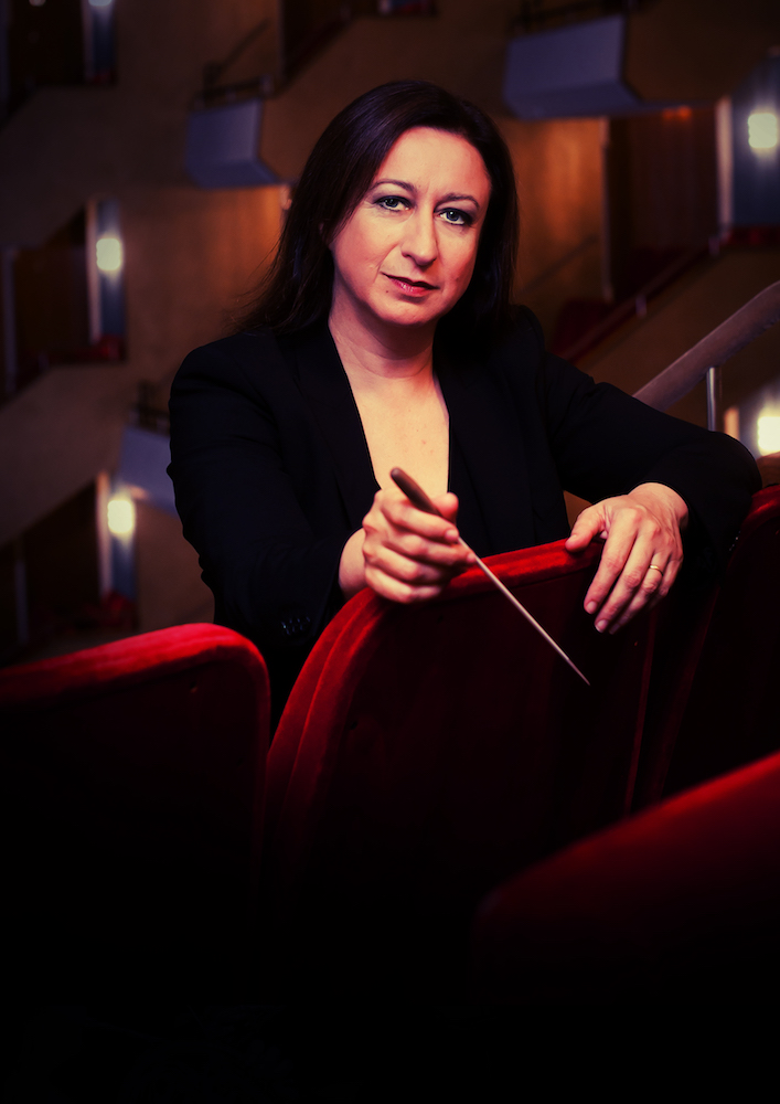 Simone Young, Queensland Symphony Orchestra