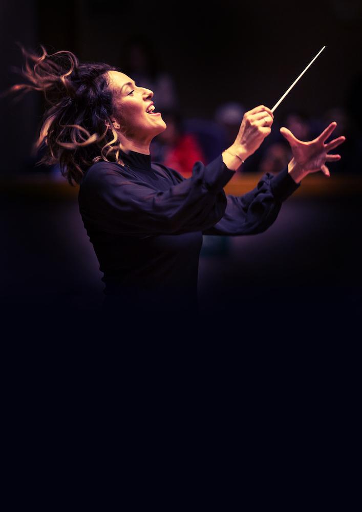 QSO, Alondra de la Parra, Queensland Symphony Orchestra