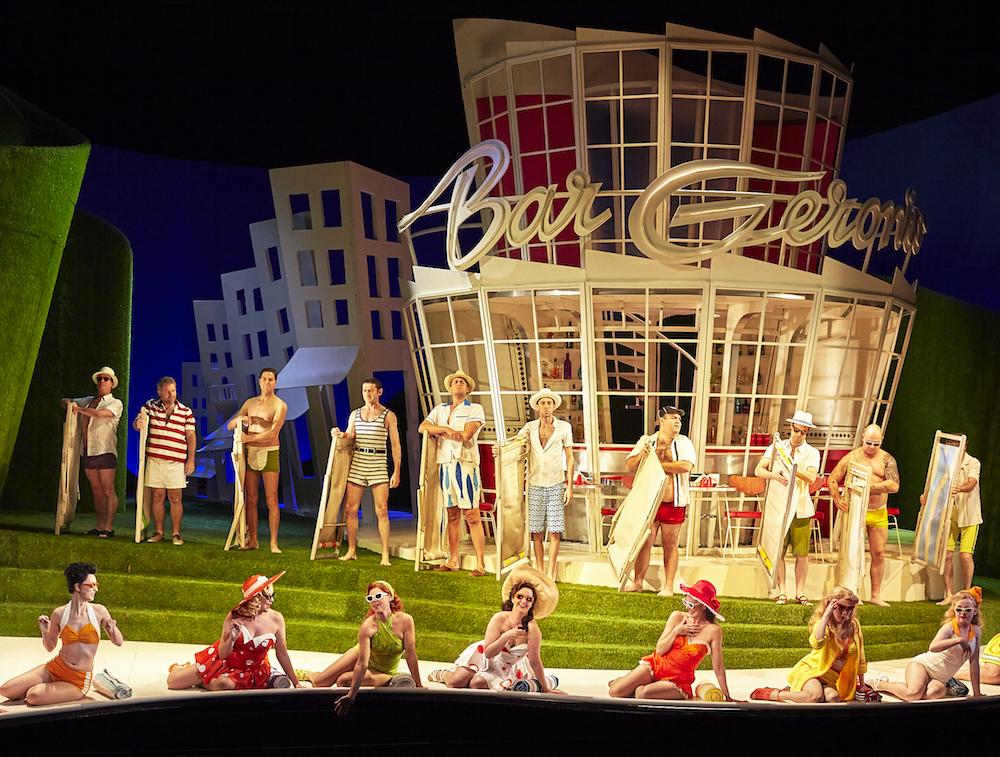 Opera Australia, Turk in Italy