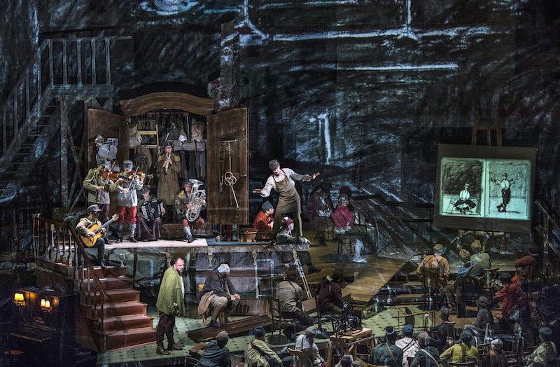 Opera Australia, OA, 2019