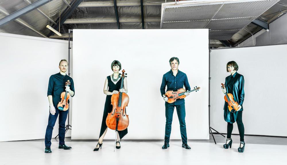 Australian String Quartet, ASQ
