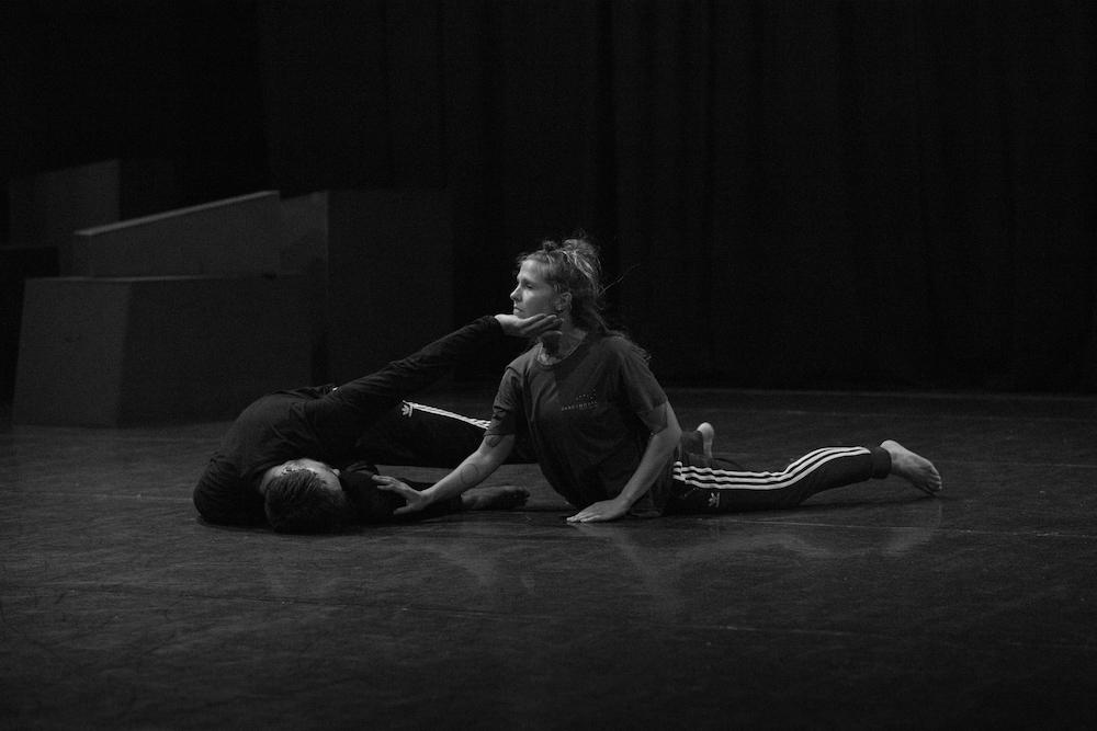 Dust, Dancenorth, Brisbane Festival