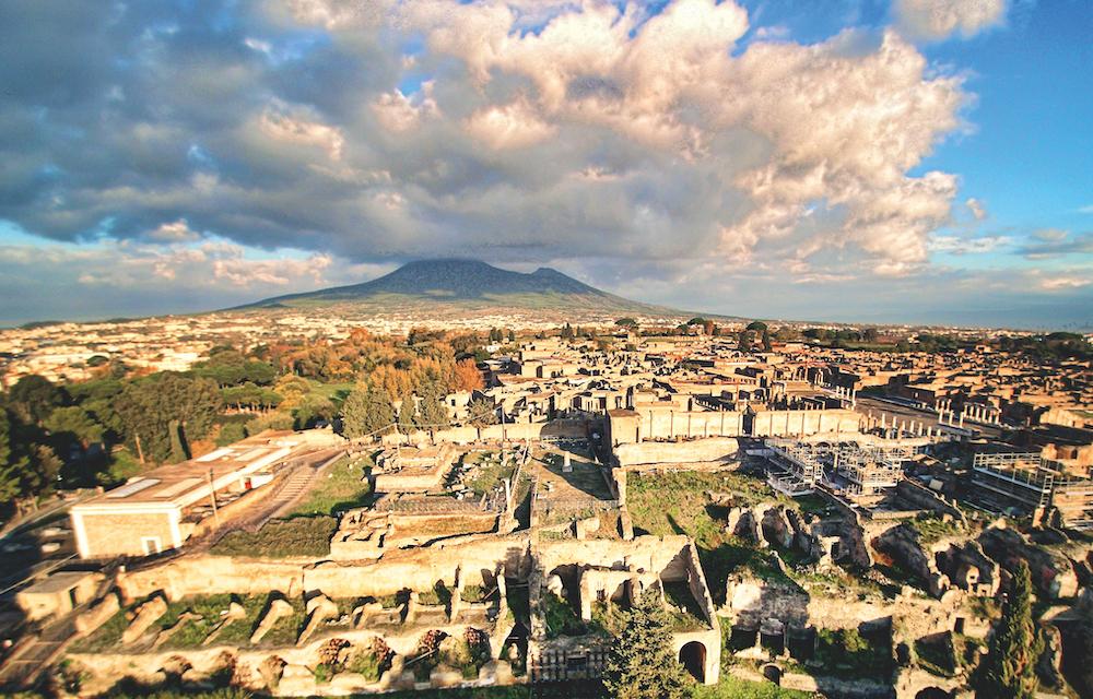 Southern Italy, Pompeii